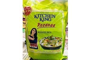 Kitchen King Rozana Rice 1 Kg
