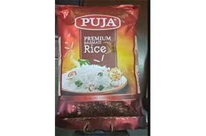 Puja Premium Basmati Rice 1 KG