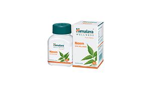 Himalaya Neem Tablets 250 mg (60 tablets)