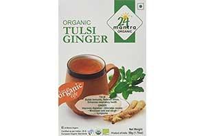 24 Mantra Organic Tulsi Ginger 50 GM
