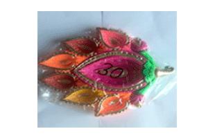 7 Faces Decorative Diya (1)