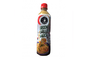 Chings Green Chilli Sauce 680 gm