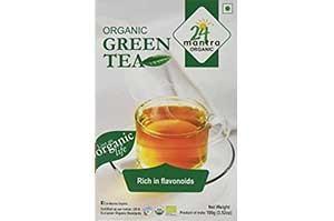 24 Mantra Organic Green Tea 100 GM