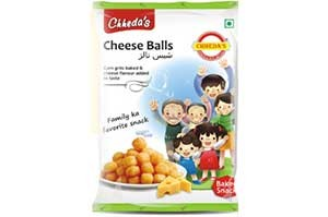 Chhedas Cheese Balls 50 gm