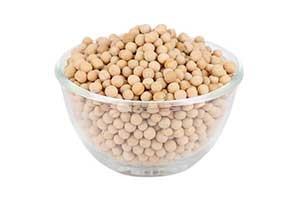 Nanki Dry White Peas 1KG