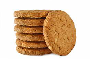 Aayans Oats Cookies Avoine Biscuits 300GM