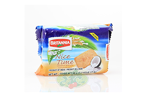 Britannia Nice Time Biscuit 80 gm