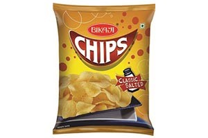 Bikaji Chips Classic Salted 200 gm