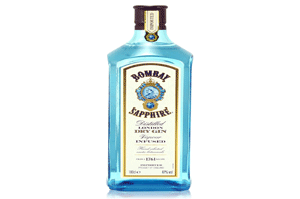Bombay Sapphire Dry Gin 100CL