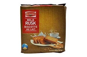 Britannia Milk Rusk 207 GM