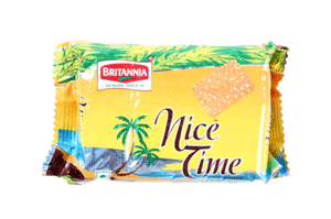 Britannia Nice Time Biscuits 150 gm