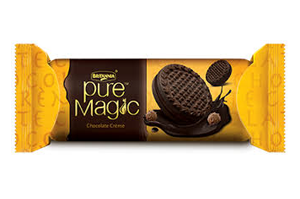 Britannia Pure Magic Choco Cream Biscuits 100 gm
