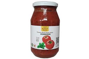 Buddhas Garden Tomato Basil Pasta Sauce 520 ML