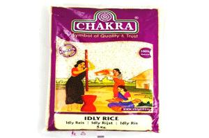 Chakra Idli Rice 5 Kg