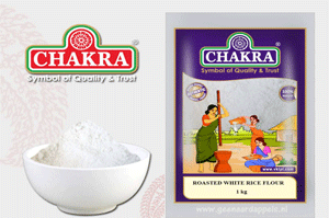 Chakra Rice Flour 1KG