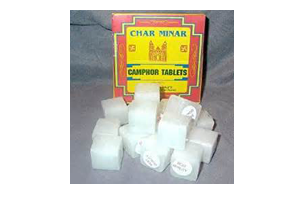 Char Minar Camphor Tablets 200 gm