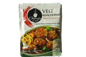 Chings Veg Manchurian Masala 50 gm