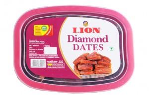 Lion Deseeded Dates 500GM