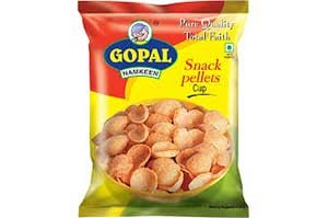 Gopal Snack Pallets Cup 40gm