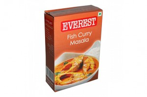 Everest Fish Curry Masala 100 Gm