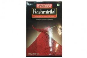 Everest Kashmiri Lal 100 gm
