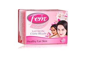 Fem Saffron Cream Bleach 64 GM