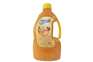 Fruiti-O Orange Mango 2.1L