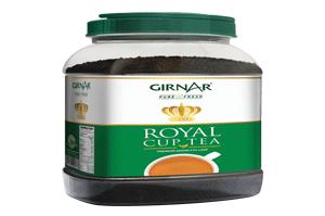 Girnar Royal Cup Tea Jar 500 gm