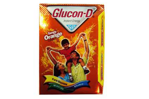 Glucon D Orange 100 gm