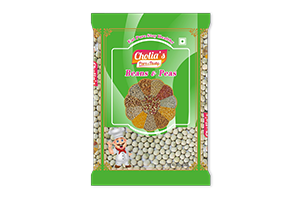 Cholias Dry Green Peas 500 GM