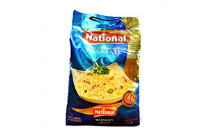 National Basmati Rice 5KG
