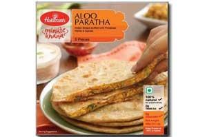 Haldiram Aloo Paratha 400 gm
