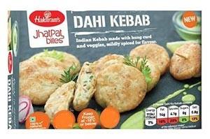 Haldirams Dahi Kebab 300 GM