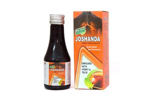 Joshanda Cough Syrup 120 ml