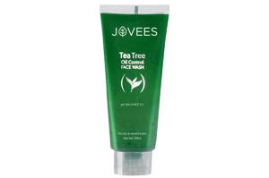 Jovees Tea Tree Face Wash 120ML
