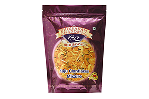 Bhikharam Kaju Cornflakes Mixture 200 GM