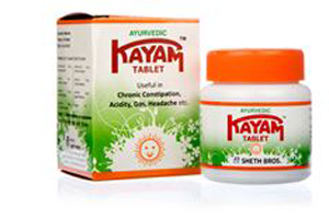 Kayam Tablet 10
