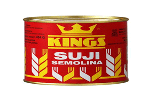 Kings Suji Semolina 454GM