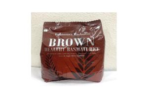 Kohinoor Exclusive Brown Basmati Rice 1KG