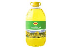 KTC (UK) Sunflower Oil 2 Liter