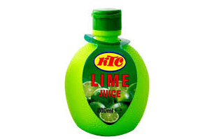 KTC Lime Juice 200 ml