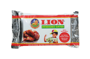 Lion Deseeded Dates 200GM