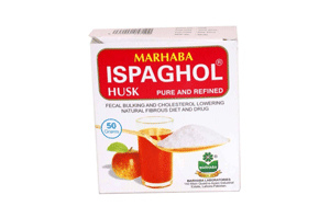 Marhaba Ispaghol Husk 50GM