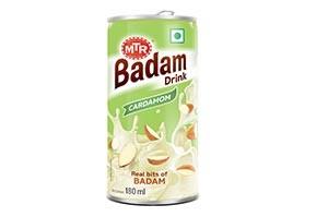 MTR Badam Drink Cardamom Flavour 180ML