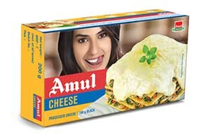 Amul Processed Cheese 200GM