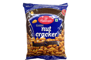 Bikaji Nut Cracker Coated Peanut 200GM