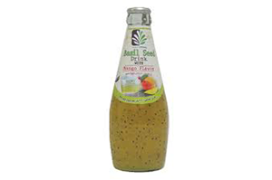 Early Spring Basil Seed Drink (Mango) 290 ml
