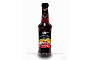 Foku Sparkling Red Grape Juice Drink 275 ML