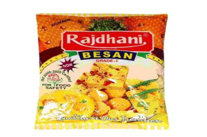 Rajdhani Besan 500 gm