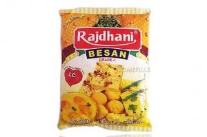 Rajdhani Besan Grade-1 1KG